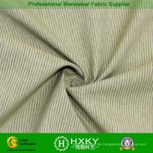 Polyester und Baumwollstoff mit Streifenmuster für Shirt