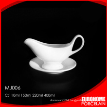 wholesalers china special design hotel restaurant creamer and sugar set