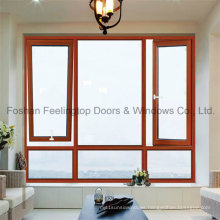 Multicolor Aluminium Thermal Break Window with Different Opening Ways
