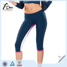 Running Wear Ladies Yoga Capris for Whoesale