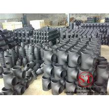Kohlenstoffstahl-nahtloses Stahlgleiches T-Stück B16.9