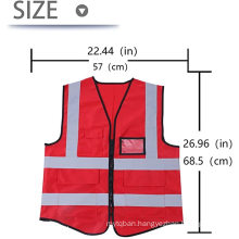 Reflective Safety Jacket for Outdoor