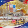 Clear Acrylic Makeup Organizer Box
