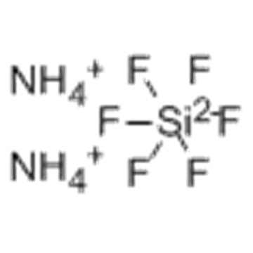 Silicate(2-),hexafluoro-, ammonium  CAS 16919-19-0