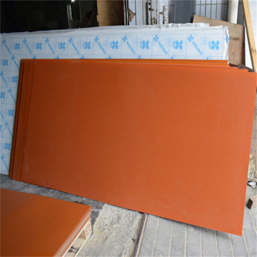 Preço barato Orange Phenolic Bakelite Board Electrical