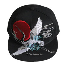 High Quality Heavy Embroidery Hip Hop Caps