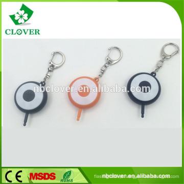 Mini 6 levou lanterna keychain para iPhone e dispositivos Android