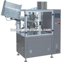 Máquina de enchimento e vedação de tubos