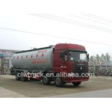 Caminhão de transporte de cimento a granel de carga pesada 8x4