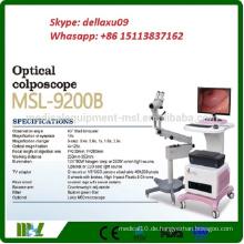 MSL9200B-A 2016 neues Produkt Optisches Colposcope Günstige Digital Gynäkologie Video Colposcope zum Verkauf