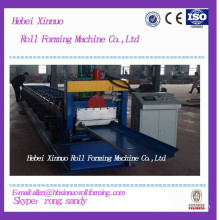 Galvanized Steel Joint hidden 470 Roll Forming Machine