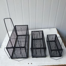 64x19x26 cm galvanized stainless steel powder coating rat trap cage small live animals trap cage
