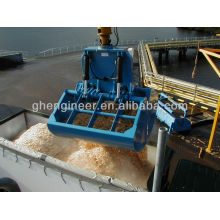Hydraulic Clamshell Grab for Excavator Grab Hydraulic Grab for marine crane