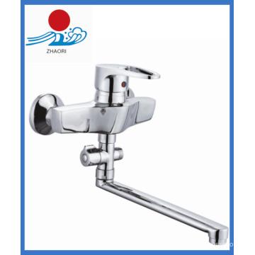 Настенный смеситель для раковины для кухни (ZR20903-B)