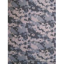 Fy-DC12 600d Oxford Polyester Camouflage Numérique Tissu D'Impression