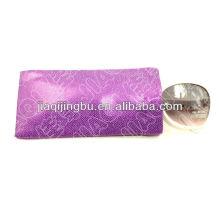 Vente chaude de pochette de nettoyage en microfibre pour téléphone portable