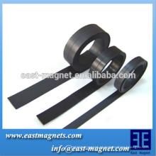Alta qualidade ímã flexível para venda / preto magnético ímãs de borracha flexível
