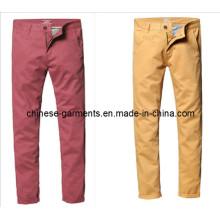 Wholesale Long Cotton Pants for Men, Men Long Trousers