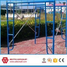 5'X6'7'' Walk Through Scaffold Frame System fast-lock frame