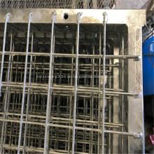 PVC-geschweißter Maschendraht-Hundezaun