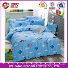 Submarine small world children's cartoon cotton bedding fabric
