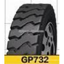 Deep Tread Depth Durable TBR Tyre 1200R20