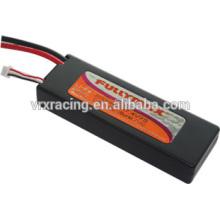 Piezas de coche rc, coches rc ellectric, caballo de alta energía 11.1V 3250mAH Lipo de la batería