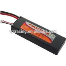 Rc car parts, ellectric rc cars,high horse power battery 11.1V 3250mAH Lipo battery