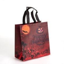 Новый дизайн 2014 коврик или блестящие фестиваль lamaintion Хеллоуин магазины PP сплетенный мешок