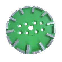 Durchmesser 250mm Diamant Schleifkopf