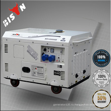 BISON Китай Чжэцзян Китай бренд генератор, 15kv генераторы цена, 15hp дизельный генератор