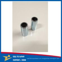 Steel Seelve Machinery Components Instalación de tubería de acero inoxidable