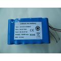 Batterie personnalisée 18650 22.2V 10Ah avec smbus