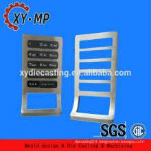 Promotional price high precision die casting zinc internal door lock parts