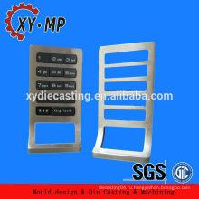 Высокоточные фрезерные станки с ЧПУ модели литья заготовок