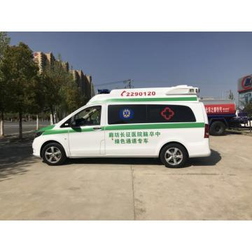 Newest Mercedes 4x2 Vito high Top ambulance