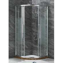 Einfacher Duschraum mit Linie (E-01 mit Linie)