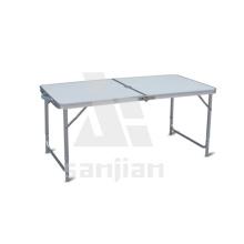 Sj2007-a Mesa plegable de aluminio