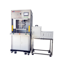 Low pressure injection molding machine