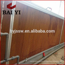 Honeycomb Evaporative Cooling Pad /Wet Curtain for Poultry Farm
