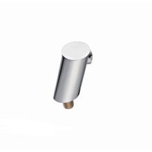 chrome mixer water spout bathroom shower bathtub faucet