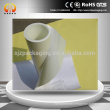 PP synthetic paper; eco-solvent paper