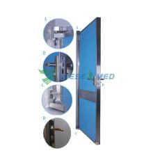 Medizinische 3mmpb X Strahlenschutz Röntgen-Blei-Tür