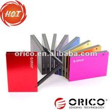 ORICO 2595SUS3 Carcasa de disco duro externo SATA a USB 3.0 de 2.5 ''