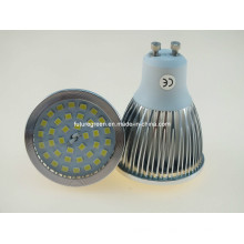 Super-Brillante GU10 7W 600lm Bombilla LED