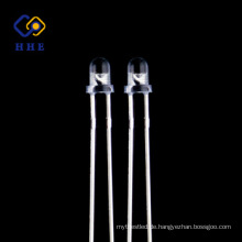 Durchgangsloch Verpackungstyp Dip 3mm LED Diode