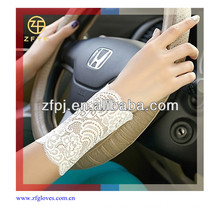New style lady Cover Scar sexy cuff Lace party glove