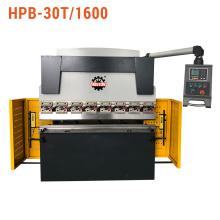 Prensa plegadora de barra de torsión / máquina plegadora de láminas