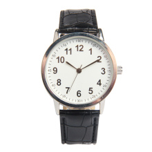Reloj de diseño de lujo para hombre / reloj Japón Movt / reloj de cuarzo OEM con diseño