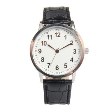 Montre de conception de luxe pour l'homme / montre de Movt de montre de Japon / OEM de quartz avec la conception